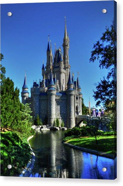 Disney Hdr 002 Acrylic Print