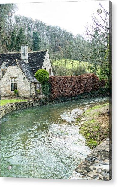 English Creek Acrylic Print