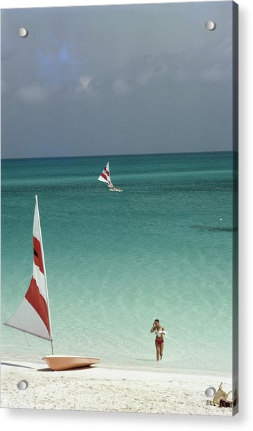 Great Harbour Cay Acrylic Print
