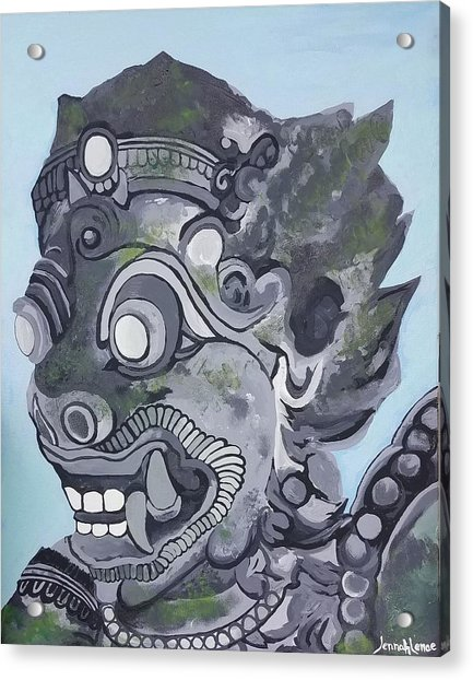 Guardian  Acrylic Print