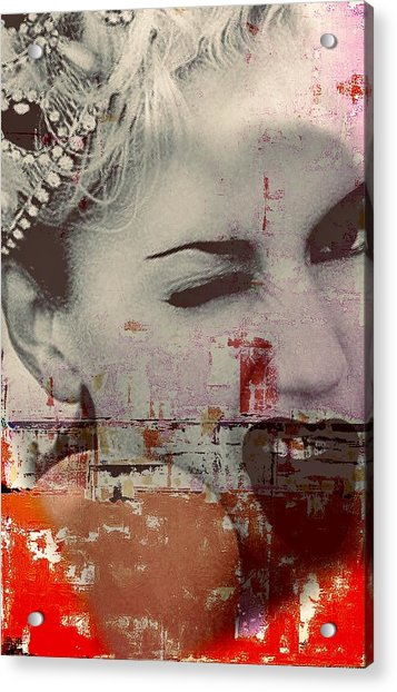 Gwen S Acrylic Print