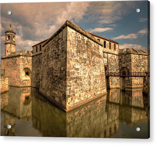 Havana Fortress Acrylic Print
