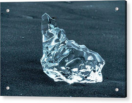 Jokulsarlon Diamond Acrylic Print