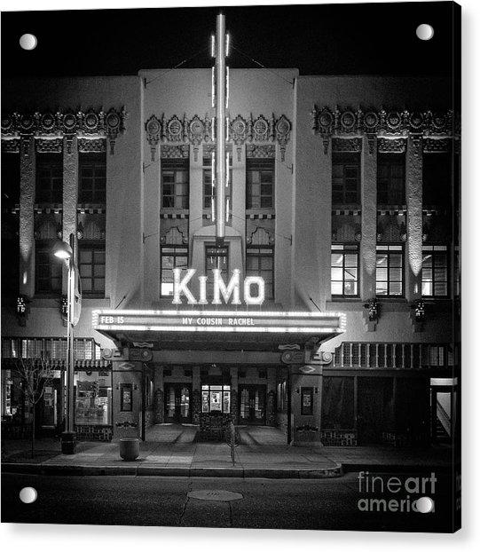 Kimo Theater Acrylic Print