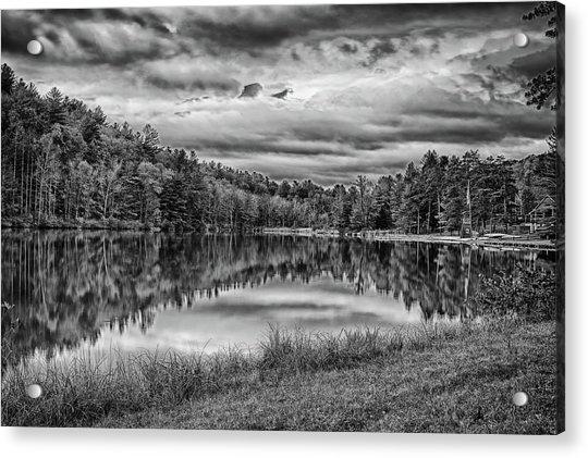 Lake Effect Acrylic Print
