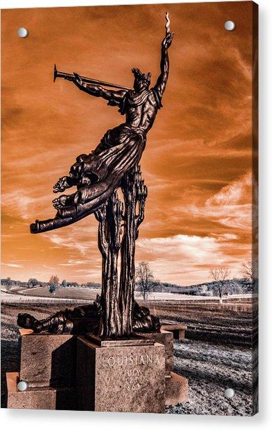 Louisiana Monument Acrylic Print