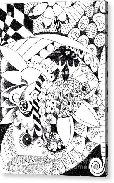 Metamorphosis 2 Acrylic Print
