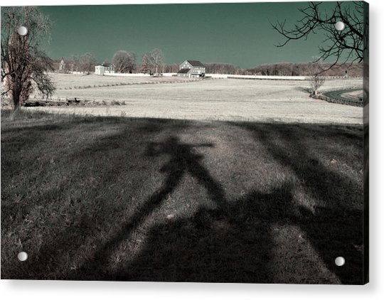 Mississippi Shadow Acrylic Print