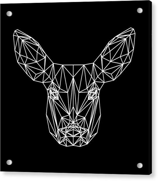 Night Bambi Acrylic Print