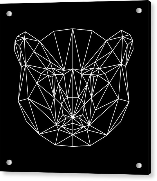 Night Bear Acrylic Print