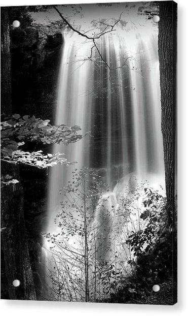 North Carolina Falls Acrylic Print