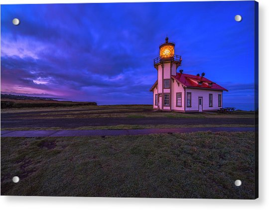 Point Cabrillo Light Station - 3 Acrylic Print