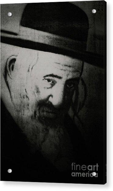 Rabbi Shayele Kerestirer Acrylic Print