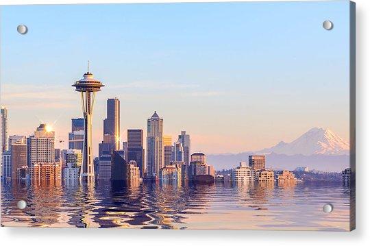 Rising Tide Acrylic Print