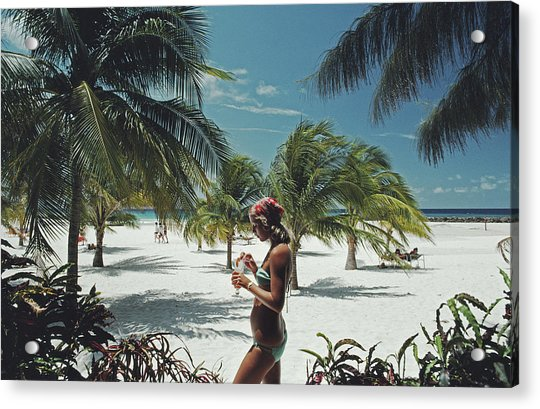 Sarah Marson Williams Acrylic Print