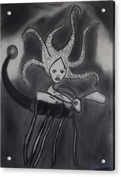 Sea Fly Acrylic Print