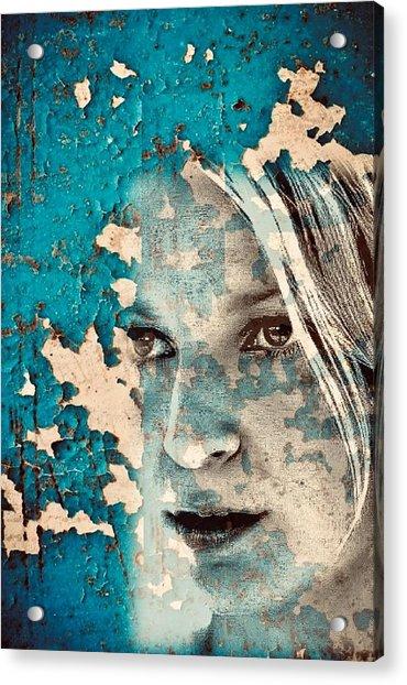 Sia Acrylic Print