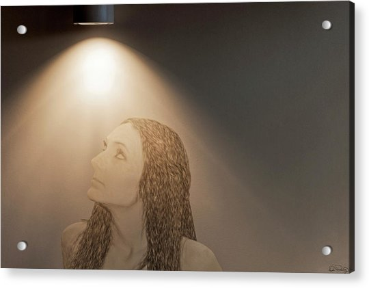 Spot Light Acrylic Print
