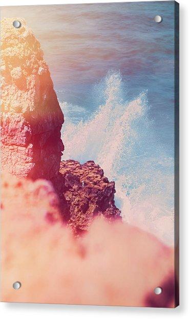 Summer Dream Iv Acrylic Print