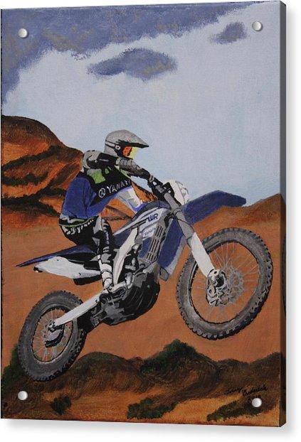 Summer Ride 2 Acrylic Print