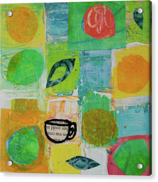Tea Box 2 Acrylic Print