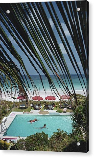 The Bahamas Acrylic Print