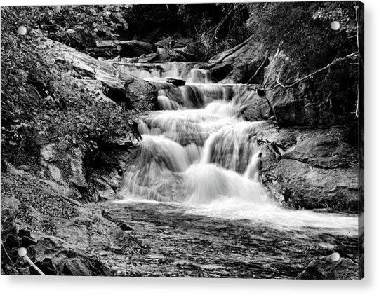 The Falls End Acrylic Print