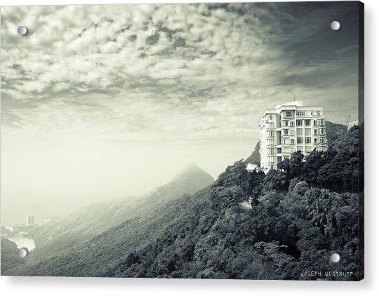 The Peak Acrylic Print
