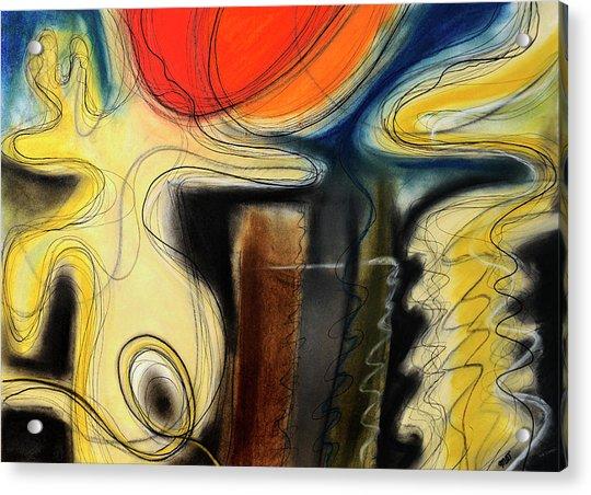 The Whirler Acrylic Print