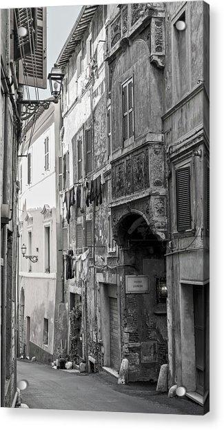 Tivoli Italy Acrylic Print