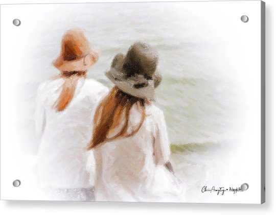 Two Dreamers Acrylic Print