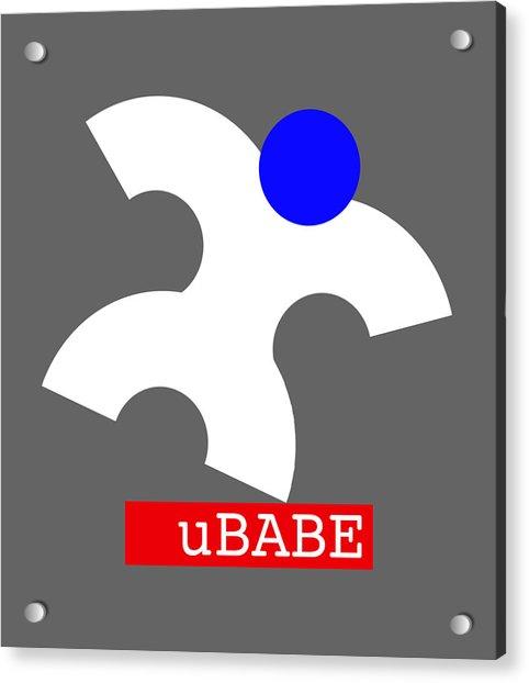 Ubabe Jazz  Acrylic Print