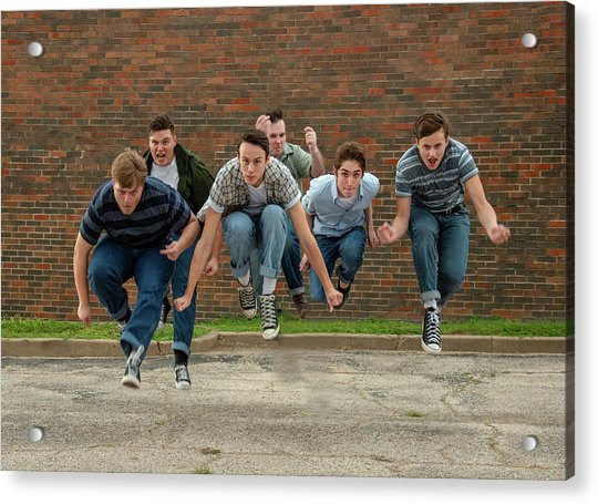 West Side Story 1  Acrylic Print