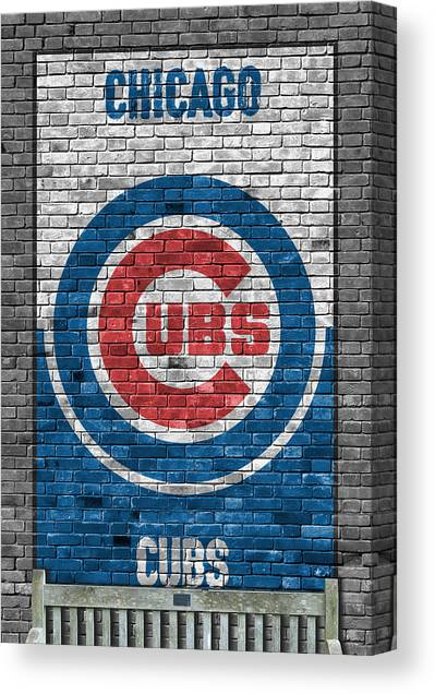 Chicago Cubs Canvas Prints Fine Art America