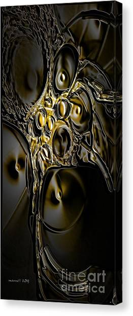 Abstraction190-03-13 Marucii Canvas Print