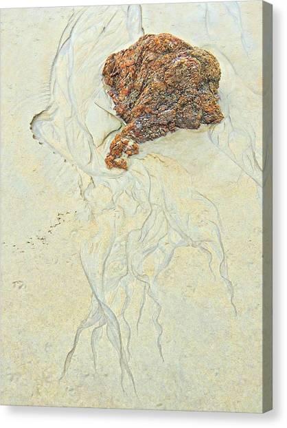 Beach Sand  2 Canvas Print
