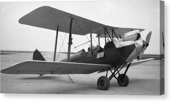 Caproni Canvas Print by Hank Clark