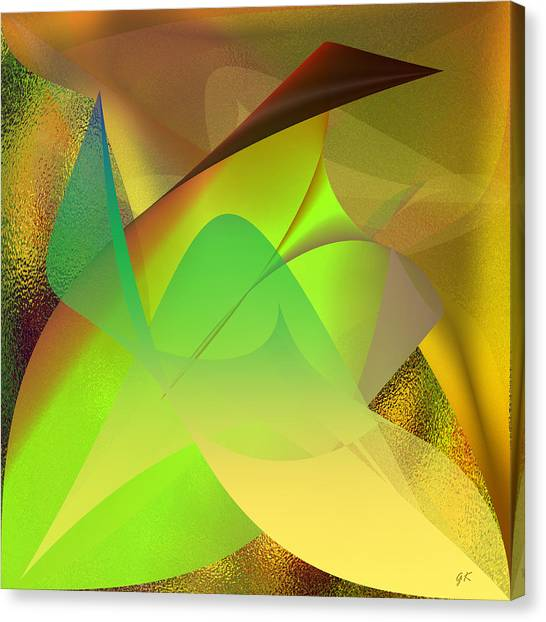 Dreams - Abstract Canvas Print