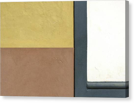 Tetris Canvas Print - -L by A Rey