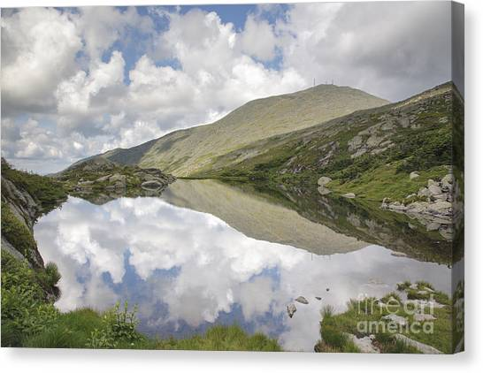 New Hampshire Canvas Print -  Lakes Of The Clouds - Mount Washington New Hampshire by Erin Paul Donovan