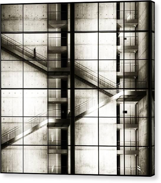 Berlin Canvas Print - [>] by Mario Benz