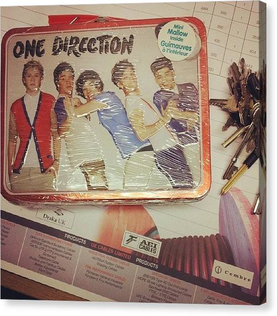 One Direction Canvas Print - 😂😂😂😂 My Supervisor Got Me by Mohsen Khan   Alexander Pathan Yusufzai