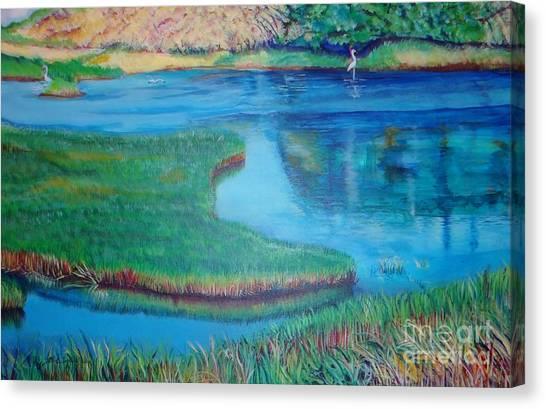 Myakka Sanctuary Canvas Print