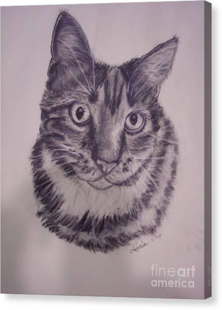 Pet Portraits  Canvas Print
