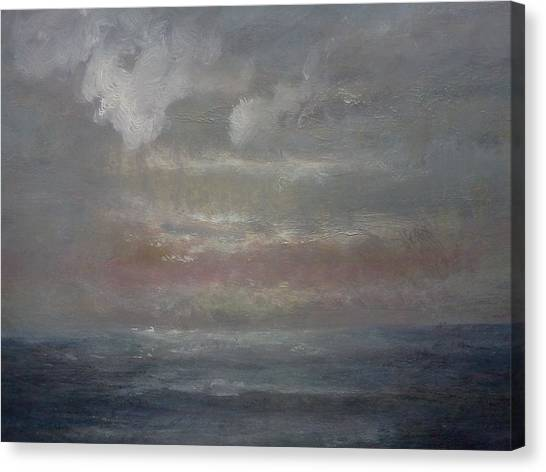 Seascape 1 Canvas Print