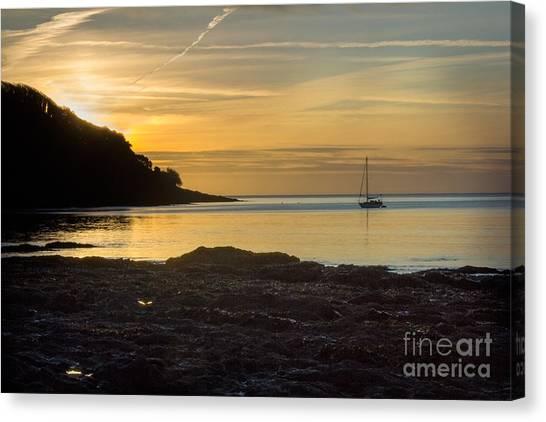 Sunrise Pendennis Point Canvas Print