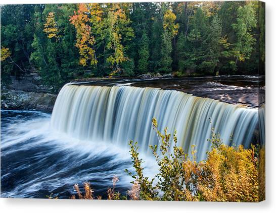 Tahquamenon Falls Canvas Print