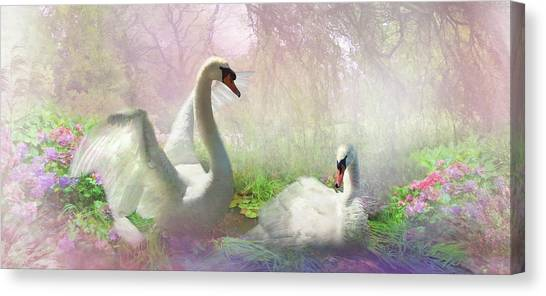The Lightness Of Being Canvas Print