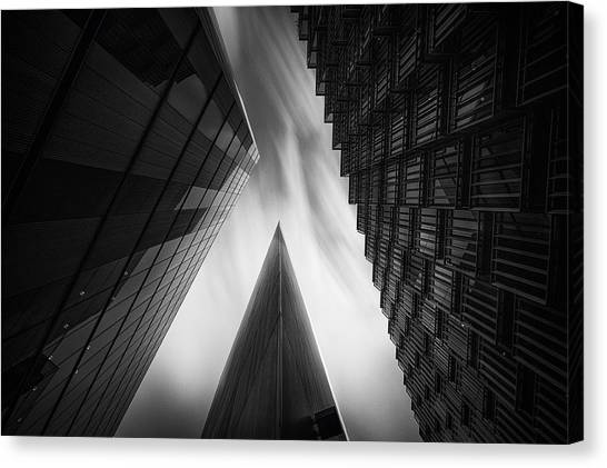 Degrees Canvas Print -  Thirty Seven Degrees - London by Ian Hufton