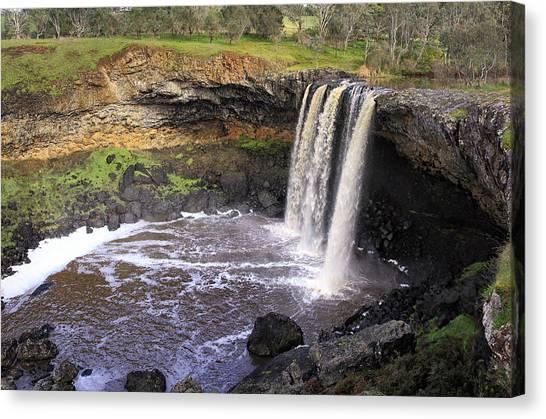 Wannon Falls Canvas Print